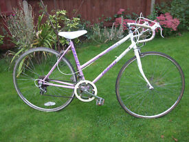 LADIES ROAD BIKE ONE OF MANY QUALITY BICYCLES FOR SALE