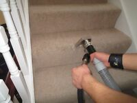Reliable Carpet and Upholstery Cleaning now available in Fulham, London.