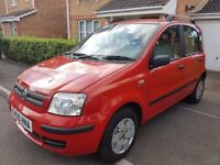 2005 '05' Fiat Panda 1.25 Dynamic Mot July 2018 Full History New Clutch