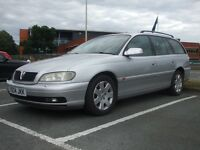 Vauxhall Omega estate for sale, owned for last 12 years by current owner. New car forces sale