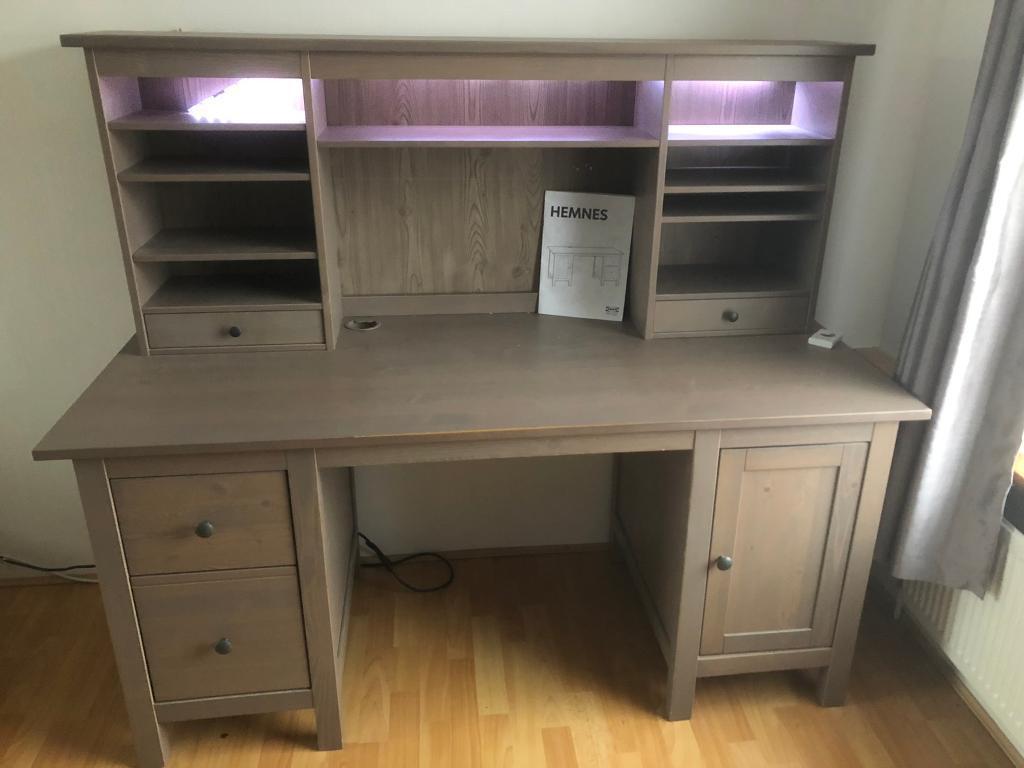 Ikea Hermes Desk Topper Unit For Sale In Bishops Stortford Hertfordshire Gumtree