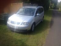 Grate 7 seater very smart clean grate car