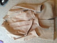 Light brown coat