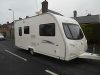 2008 Avondale Avocet 2 berth,Awning,M-movers £4900