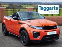 Land Rover Range Rover Evoque TD4 HSE DYNAMIC (orange) 2016-11-25