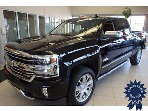 2016 Chevrolet Silverado 1500 High Country Short Box - 14,976 KM Edmonton Edmonton Area image 1