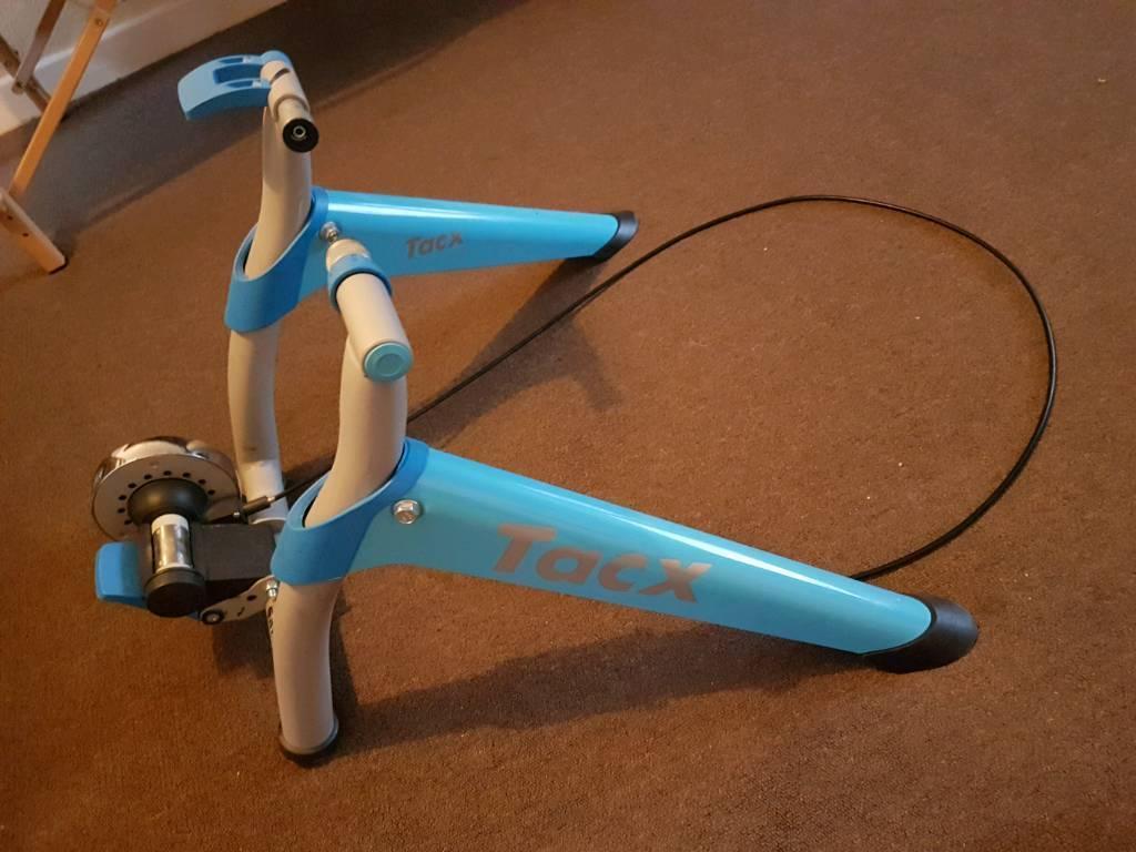 Tacx sartori magnetic turbo trainer