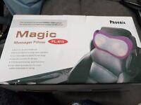 Magic massager pilow