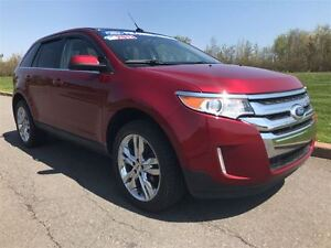 2013 Ford Edge LTD|ALL WHEEL DRIVE|LIKE NEW|