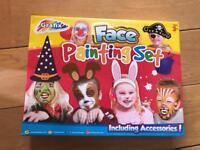 Grafix Face Painting Set