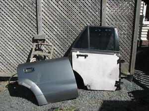 Saturn Vue Passenger rear door