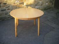 Ikea 'Nygard' Extending Kitchen / Dining Table