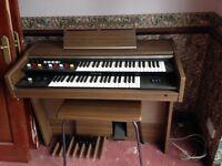 Yamaha organ in good condition