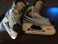Bauer ice hockey skates