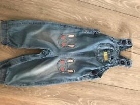Marks and Spencer dungarees