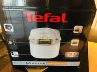 TEFAL Multicook Advanced 45 cooking programme