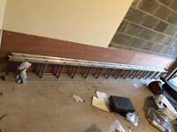 Ladders (Double Extending 14 Rung)