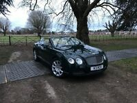 2007 Racing Green Bentley Continental GTC Fully Loaded Low Milage In Mint Condition