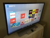 "40"" TOSHIBA SMART HD TV (£210)"