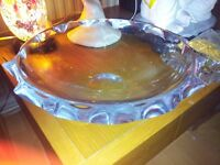 Crystal Bowl excellent condition