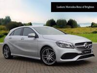 Mercedes-Benz A Class A 200 D AMG LINE (silver) 2016-12-06