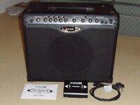 Line 6 75 watt Guitar Amplifer