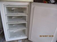 Freezer. 22 inch wide under counter 4 drawer freezer. Immaculate