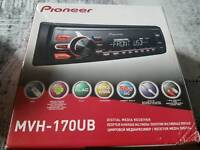 PIONEER CAR STEREO FOR SALE CHEAP !!