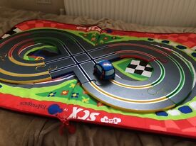 First racetrack toy Scalextric by ItsImagical