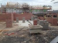 Bricklayer / labourer