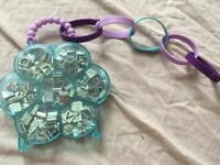 Frozen bracelet set