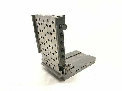 Precision Machinists Sine Bar 6 X 3 1316  Ref 22189