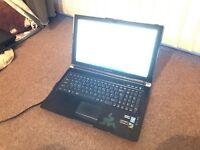 Gigabyte Gaming Laptop - i7 Quad Core, 16GB RAM, GTX 880M