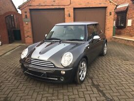 MINI COOPER PARK LANE Excellent Condition Tidy car inside and out with full service history.