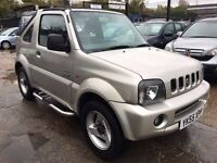 Suzuki Jimny 1.3 O2 3dr £2,200 p/x welcome HPI CLEAR, FINANCE AVAILABLE, P/X WELCOME