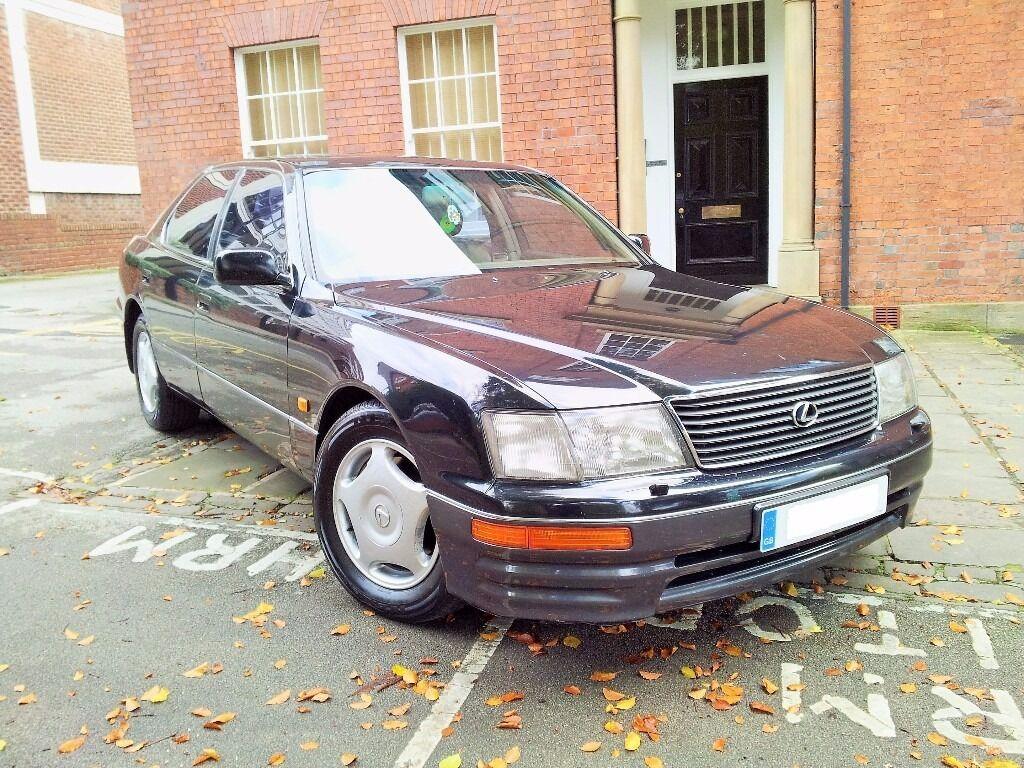 Lexus LS400, 4.0 V8, Auto. Fully Loaded, 1997 R Reg, 159K