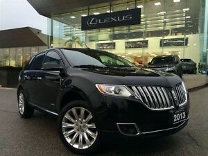 2013 Lincoln MKX AWD Navi Back Up Cam Leather Sunroof Bluetooth