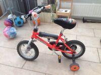 Avigo Buster MX Bike, 12 1/2 Wheels