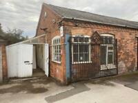 BILLS INCLUDED Large storage unit commercial property business office workshop building