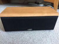 ELTAX Danish Centre Speaker Surround Sound