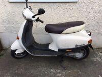 Vespa ET2 Scooter