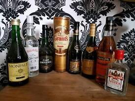 Still for sale - Sealed bottles of spirits