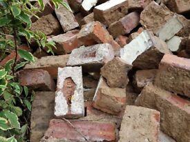 Bricks Reclamed Imperial Bricks need cleaned 1848-1928