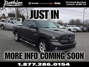2014 Ram 1500 Sport | LEATHER | SUNROOF | TRAILER BRAKE | NAV |