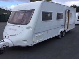 FLEETWOOD HERITAGE 640EB 2006 TWIN AXLE