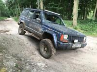 Jeep Cherokee xj spares or repair