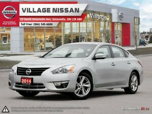 2014 Nissan Altima 2.5 SL NO ACCIDENTS! ONE OWNER!