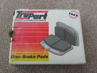 Ford Escort and Orion front brake pads. Brand new.