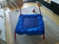 Costway kids indoor/outdoor trampoline
