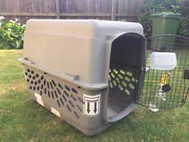 Dog crate - medium dog